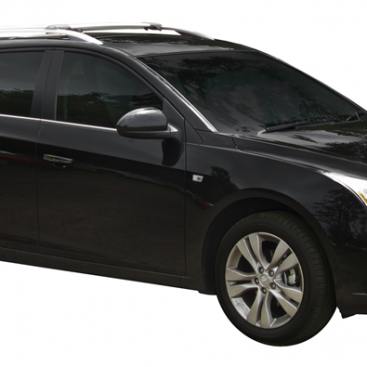Holden Cruze 5dr Wagon With Roof Rails 01 13on Rhino Rack