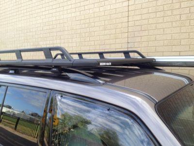 Mitsubishi Pajero Lwb With Roof Rails Ns Nt Nw Nx 11
