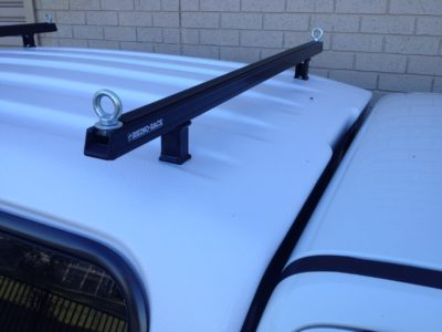 Canopy Internal Frame Rhino Commercial Roof Rack (2 bar) & Canopy Internal Frame Rhino Commercial Roof Rack (2 bar) - Roof ...