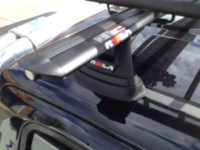 Exceptional Holden Colorado 4dr Crew Cab 06/12on Rola Roof Racks (pr)