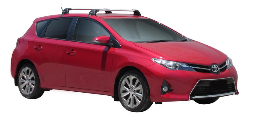 Toyota Corolla 5dr Hatch 10 12 07 18 Whispbar Roof Racks