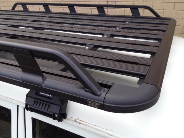 Toyota Landcruiser 80 Series 1990 98 Rhino Tradie Roof