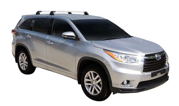 Toyota Kluger 4dr Wagon Gx 03 14on Whispbar Roof Racks Pr