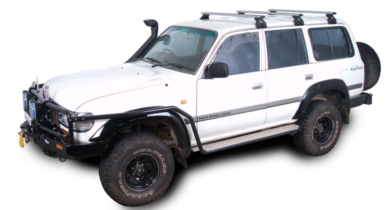 Toyota Land Cruiser 4dr 4wd 80 Series 05 90 03 98 Rhino