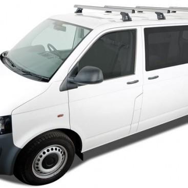 Van Roof Racks >> Volkswagen Transporter 2dr Van Lwb Low Roof T5 08 04on Rhino Rack