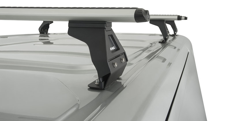 Van Roof Racks >> Ford Transit Custom 2dr Van SWB 02/14on Rhino-Rack Vortex Roof Racks (3 bars) - Roof Rack World