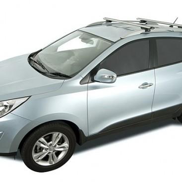 Hyundai Ix35 4dr Suv With Roof Rails 02 10on Rhino Vortex