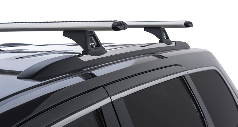 Jeep Grand Cherokee Wk2 02 11on With Chrome Roof Rails