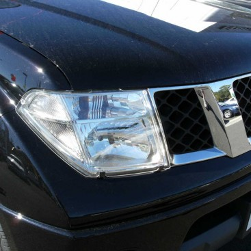 Haighs Plastic Clear Bonnet Protector For Holden Commodore