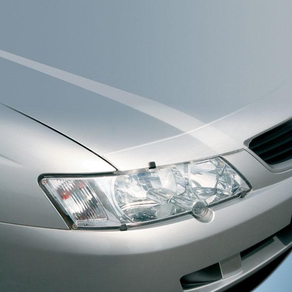 Haighs Plastic Clear Bonnet Protector for Holden Commodore VZ Sedan/Wagon