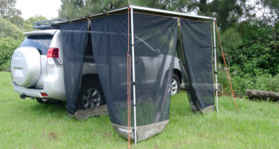 Sunseeker Awning 25 X 20m Mesh Room Combo Deal