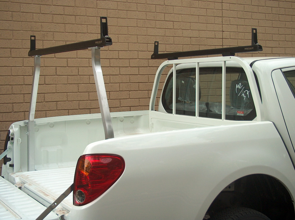 Rear Ute Roof Rack Sleeved Triton Ml Ea Roof Rack World