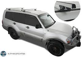 Rhino Rts01 Mitsubishi Pajero Nm Np Tracks Pr Roof