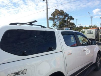 Canopy Rail Mounted Vortex Roof Rack (ea) & Canopy Rail Mounted Vortex Roof Rack (ea) - Roof Rack World