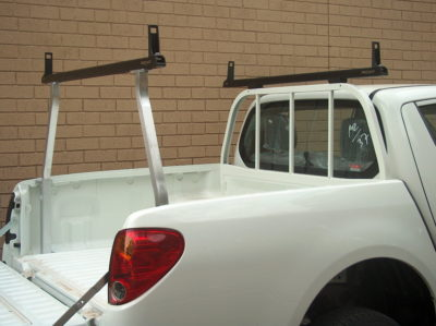 Ute Roof Rack Sleeved Navara D20 D22 Each Roof Rack World