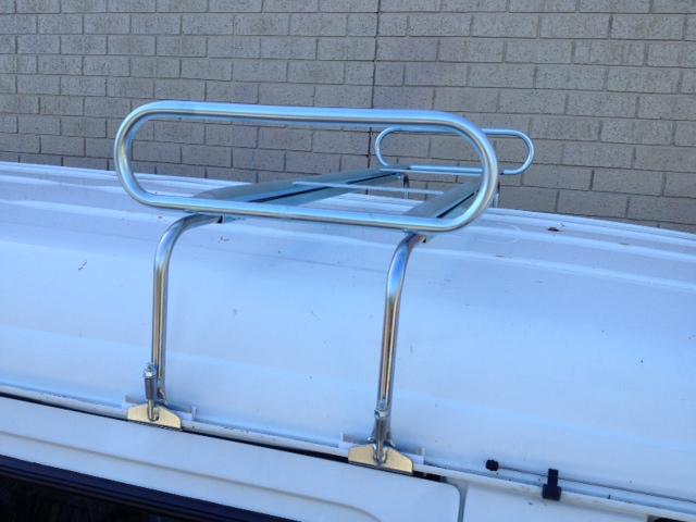 Tubular Ladder Roof Racks Express Mwb 1986on 1260 X 460mm