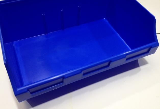 Shelving Container Nally Sh N40 410x280x165 Blue Bin