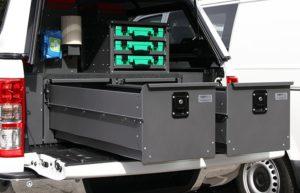 Storage Amp Work Drawers Roof Rack World