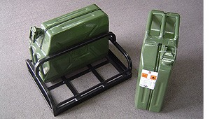 Jerry Can Holders Roof Rack World