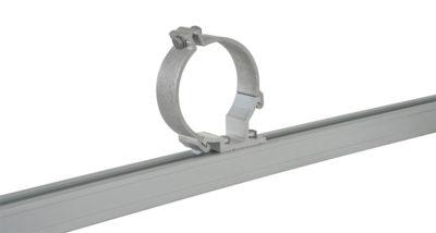 rhino bc2 150mm conduitpipe clamp set 2 bars