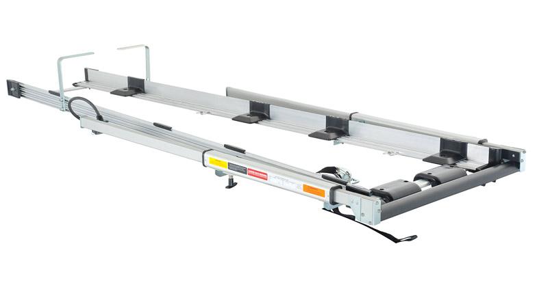 Rhino Rack T7 Slrs Slide Out Ladder Loader Roof Rack World