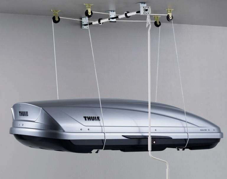Thule 572004 Box Amp Kayak Lifter Roof Rack World