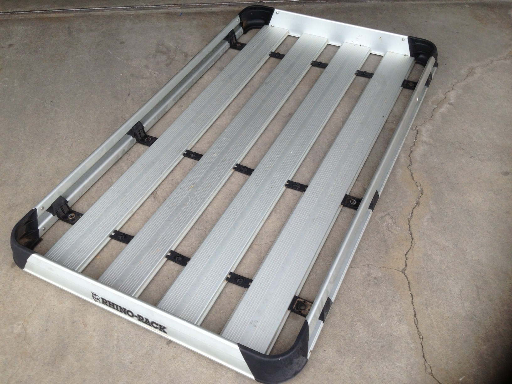 Rhino Rack At1510 Alloy Luggage Tray 1580 X 1065 X 140mm