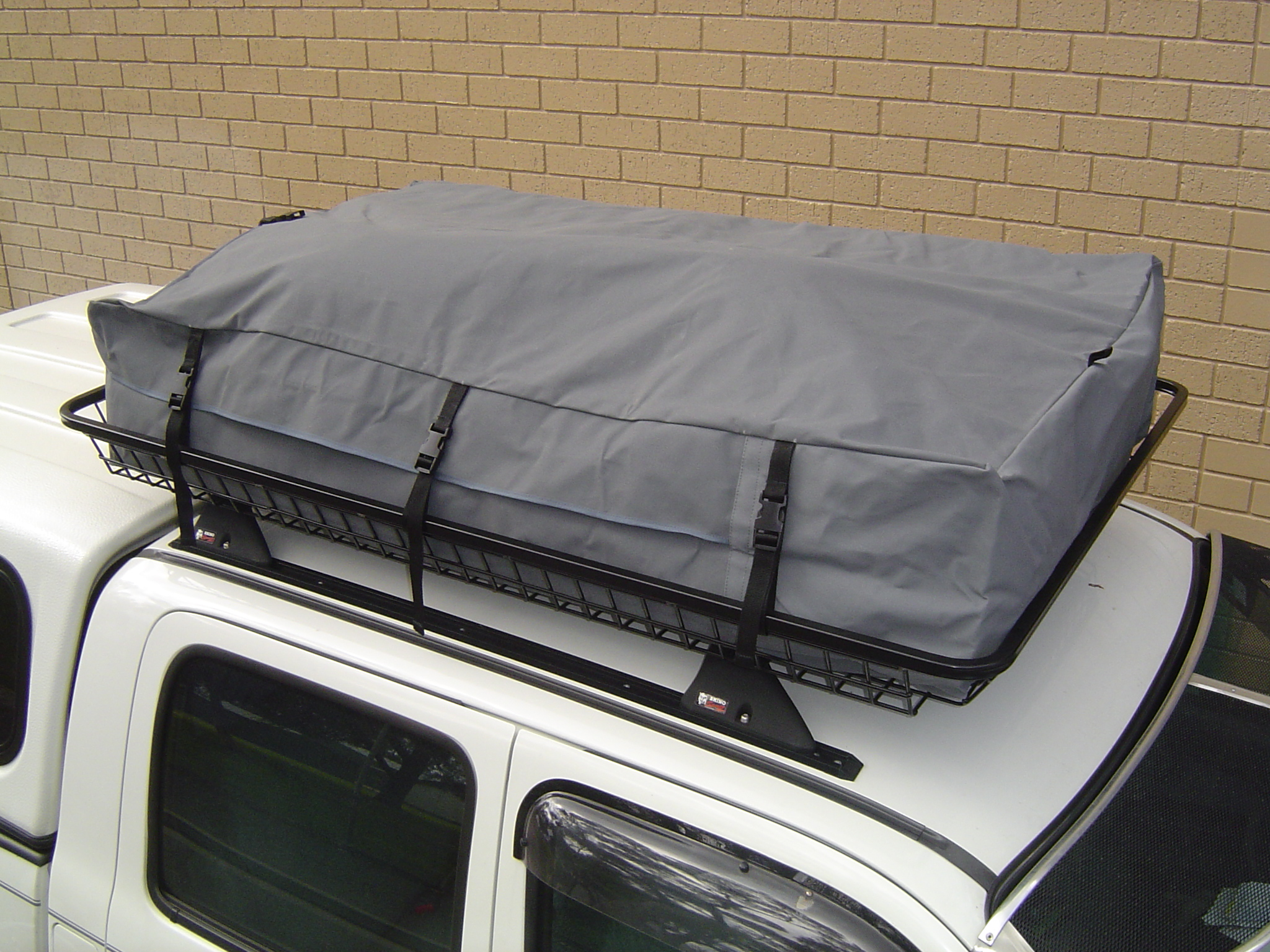 Base Canvas Pb1290 1200x900x300mm Roof Rack Luggage Bag