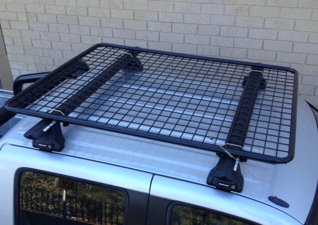 Rhino Rack Steel Mesh Tray