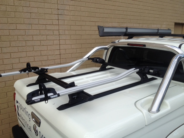 Thule 561000 Outride Roof Top Mounted Bike Carrier Roof