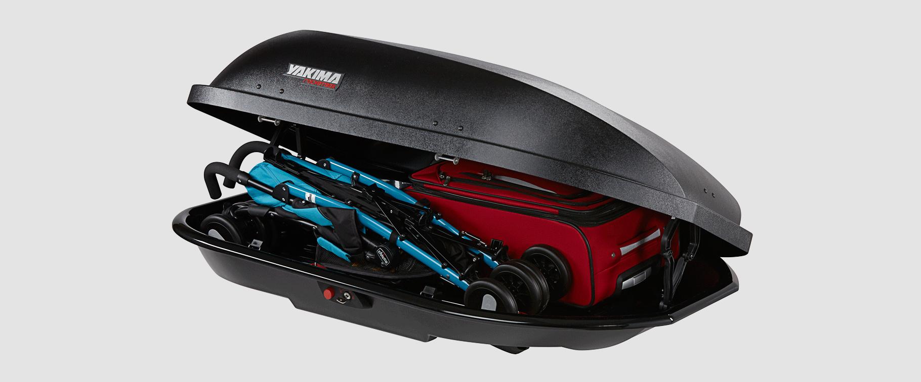 Yakima 8007191 Rocketbox Pro12 340 Litre Luggage Box