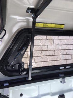Canopy Internal Frame Rhino Commercial Roof Rack 1 Bar