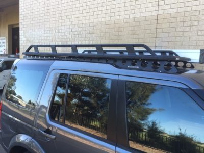 Land Rover Discovery 3 u0026 4 4dr 4WD 04/05on Rhino Pioneer Tradie Backbone & Land Rover Discovery 3 u0026 4 4dr 4WD 04/05on Rhino Pioneer Tradie ...