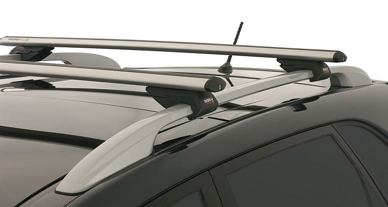 Nissan X Trail 5dr Suv With Roof Rails 03 14on Rhino Rack