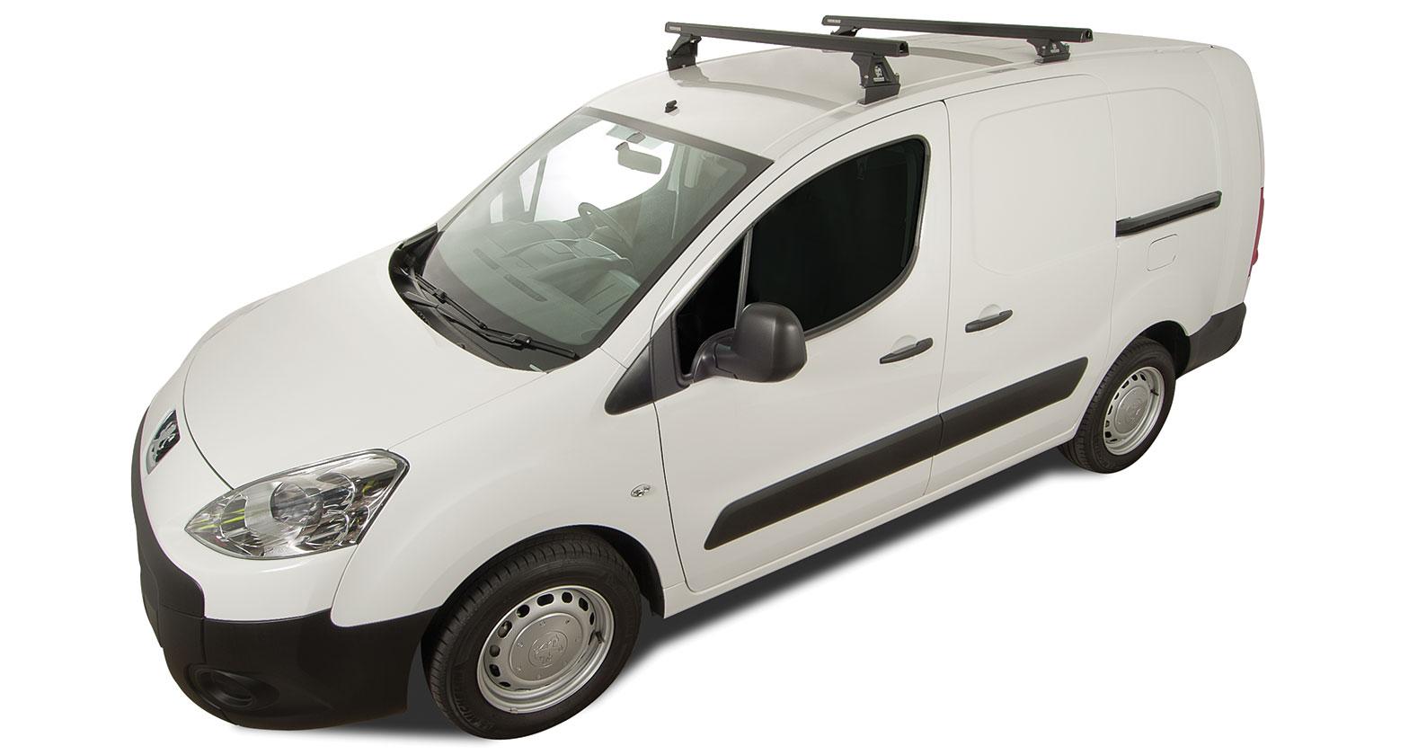 Peugeot partner roof rack