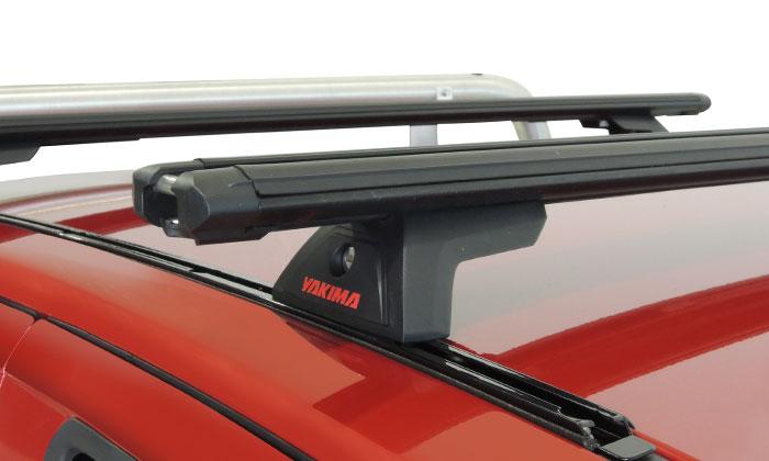 To Fit 2012-2016 Isuzu D-Max 4x4 Aluminium Alloy Roof Rails Rack Bars Load
