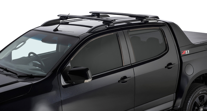 Holden Colorado Z71 4dr Ute Crew Cab With Roof Rails 06
