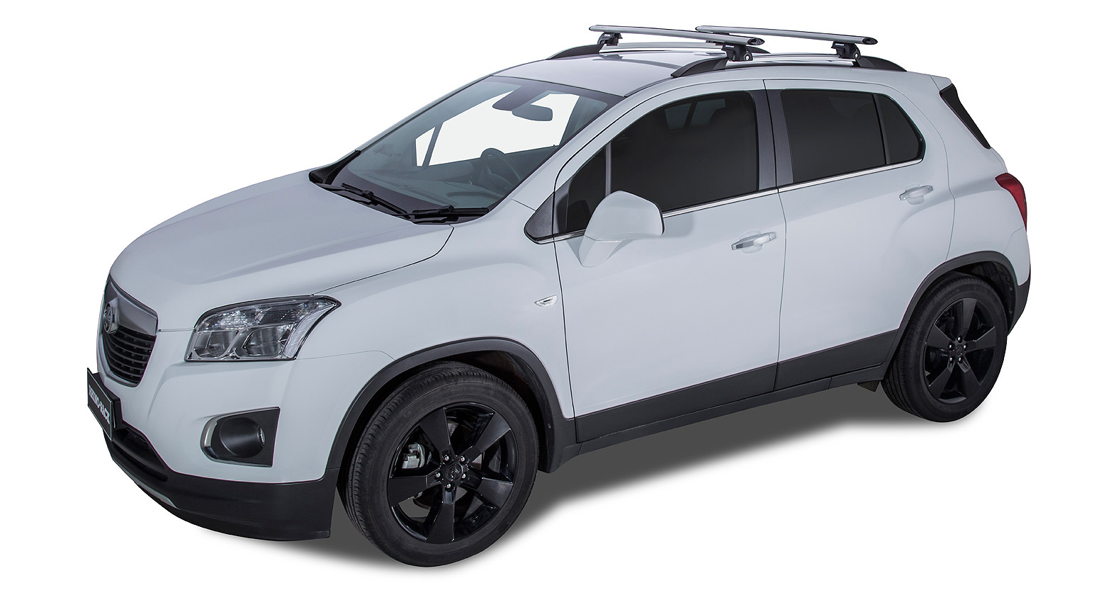 Holden Trax Tj 4dr Suv With Roof Rails 08 13on Rhino Rack