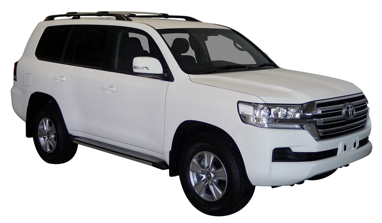 Toyota Land Cruiser 200 Series 4dr 4wd With Roof Rails 11