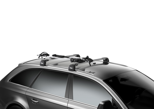 Black Thule 598002 Roof Bike Rack ProRide