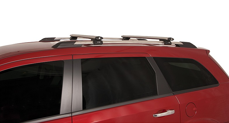Dodge Journey 4dr Suv With Roof Rails 09 08on Rhino Rack