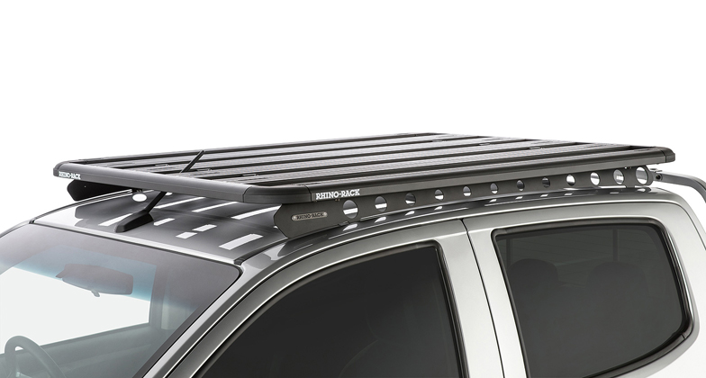 Rhino Roof Racks >> Holden Colorado Isuzu D Max 4dr Ute Crew Cab 06 12on Rhino Rack Backbone Pioneer Platform Pr Excludes D Max Sx Model