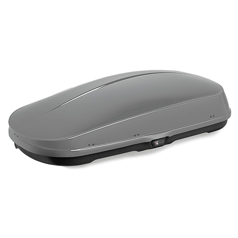 Whispbar Wb751t Compact Roof Box Textured Carbon Roof