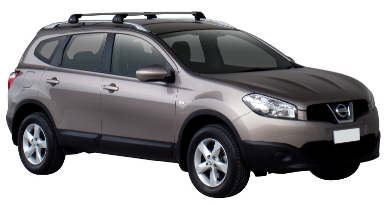 Nissan Dualis 4dr Wagon With Roof Rails 04 10 07 14