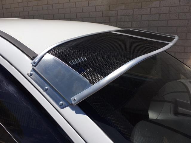 Mesh Windscreen Sunvisor Hyundai Iload 2dr Van 02 08on