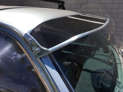 Mesh Windscreen Sunvisor Toyota Corolla Ke70 72 1982 1984 Roof Rack World