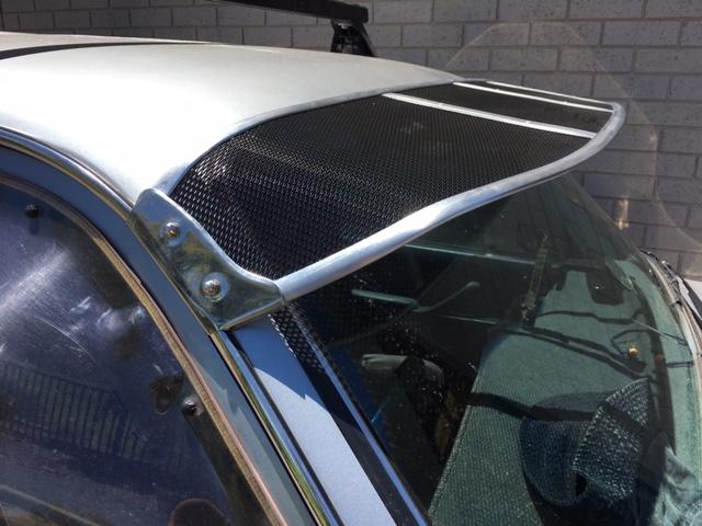 Mesh Windscreen Sunvisor Toyota Corolla Ke30 38 1974 1978