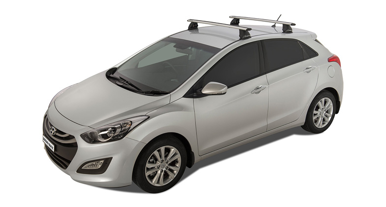 Hyundai I30 Gd 5dr Hatch 05 12 03 17 Rhino Rack Vortex