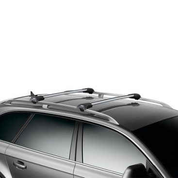 Holden Equinox 4dr Wagon W Roof Rails 2018on Thule Wingbar