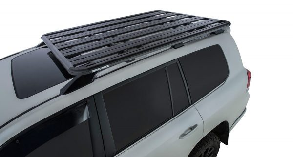 Toyota Land Cruiser 200 Series 4dr 4wd W Roof Rails 11